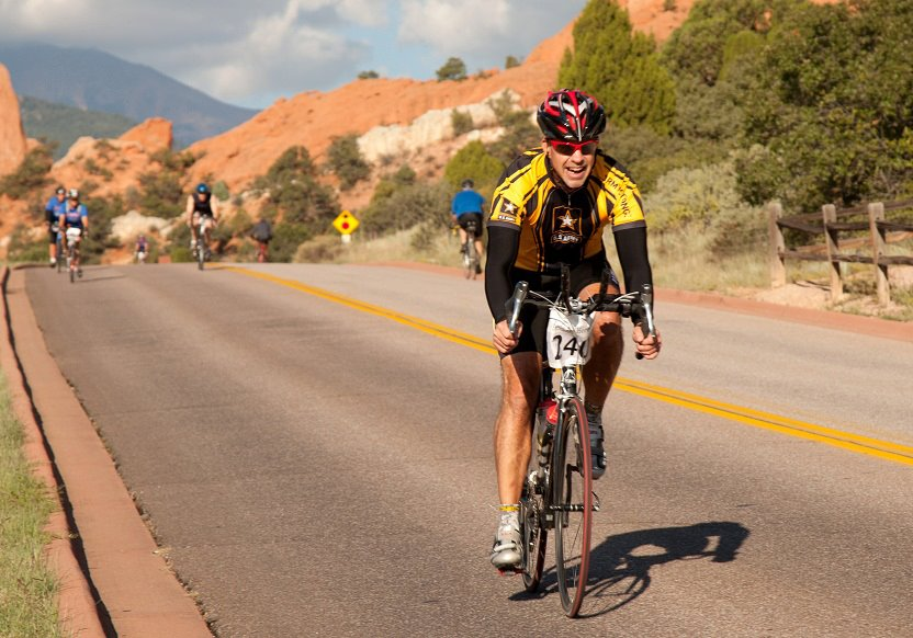 Ride for Heroes - Garden of the Gods
