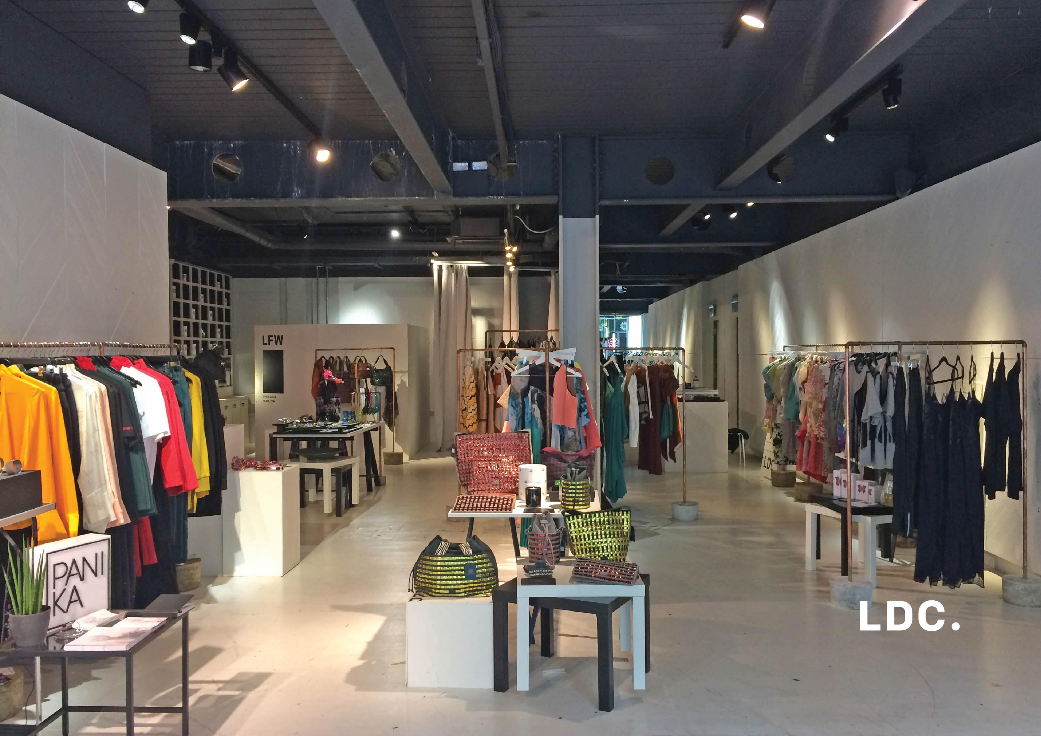 LDC Concept Store September 2017