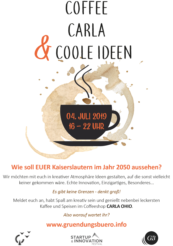 Coffee Carla & coole Ideen