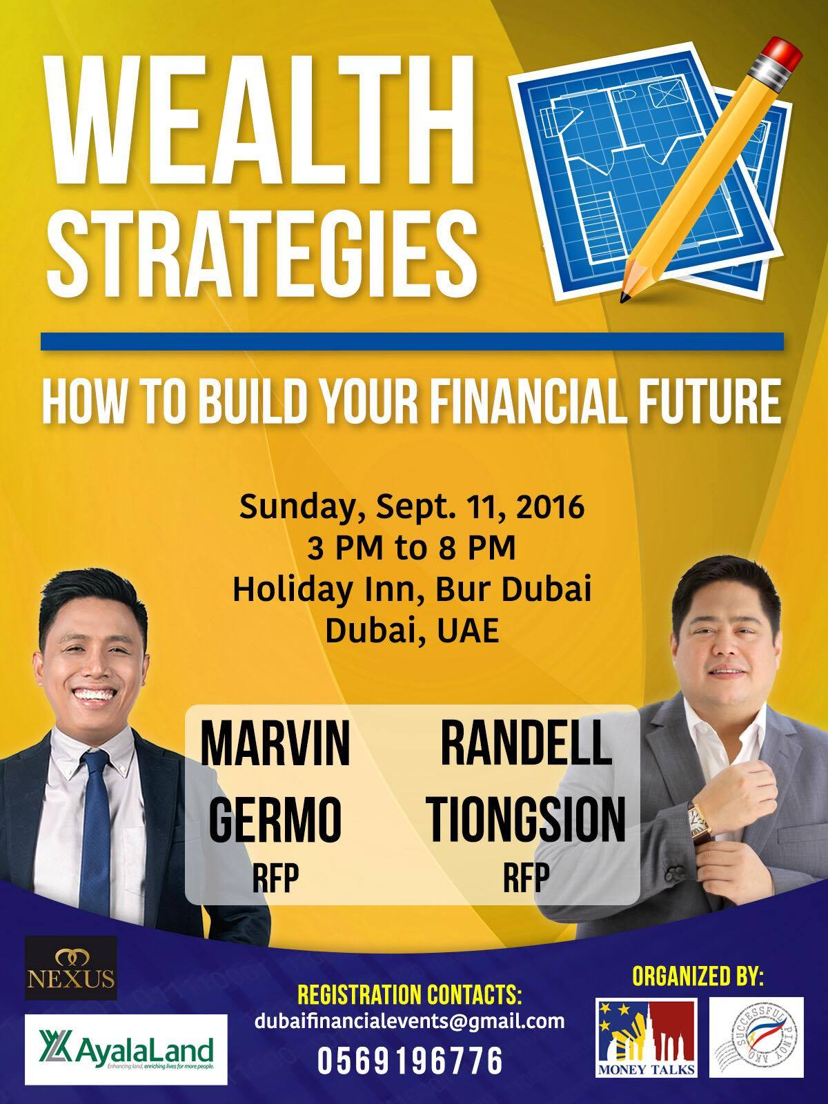 Wealth Strategies - Randell Marvin