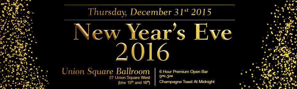 New Years Eve Nyc Tickets