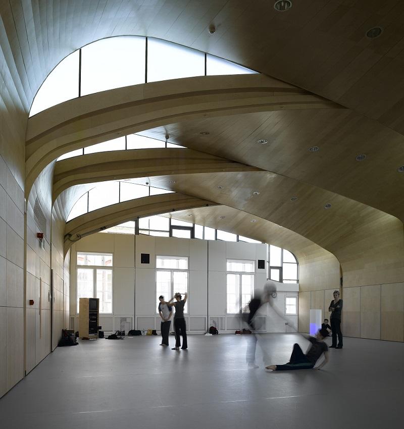 swarch Siobhan Davies Studios
