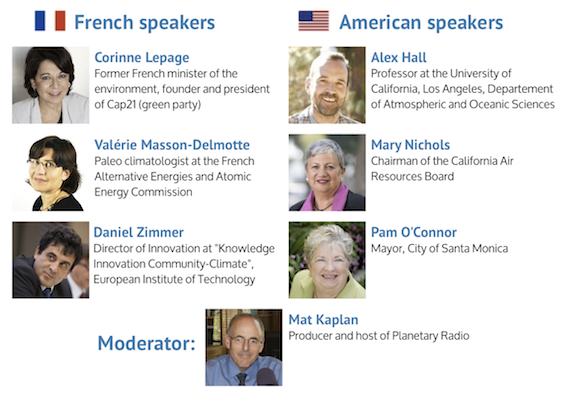 FACTS Los Angeles - Speakers