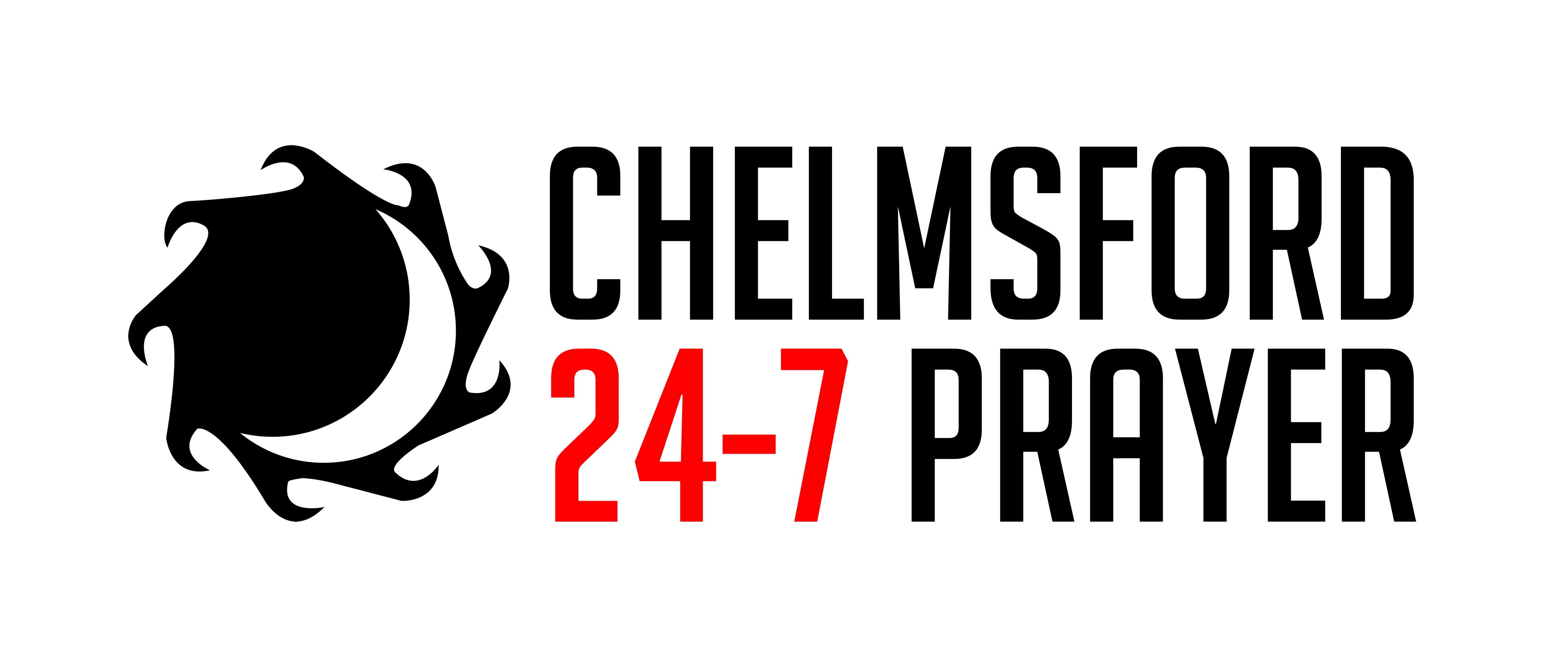 Chelmsford 24-7 Prayer logo