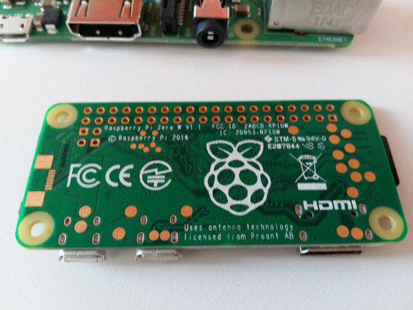 Raspberry Pi ZeroW