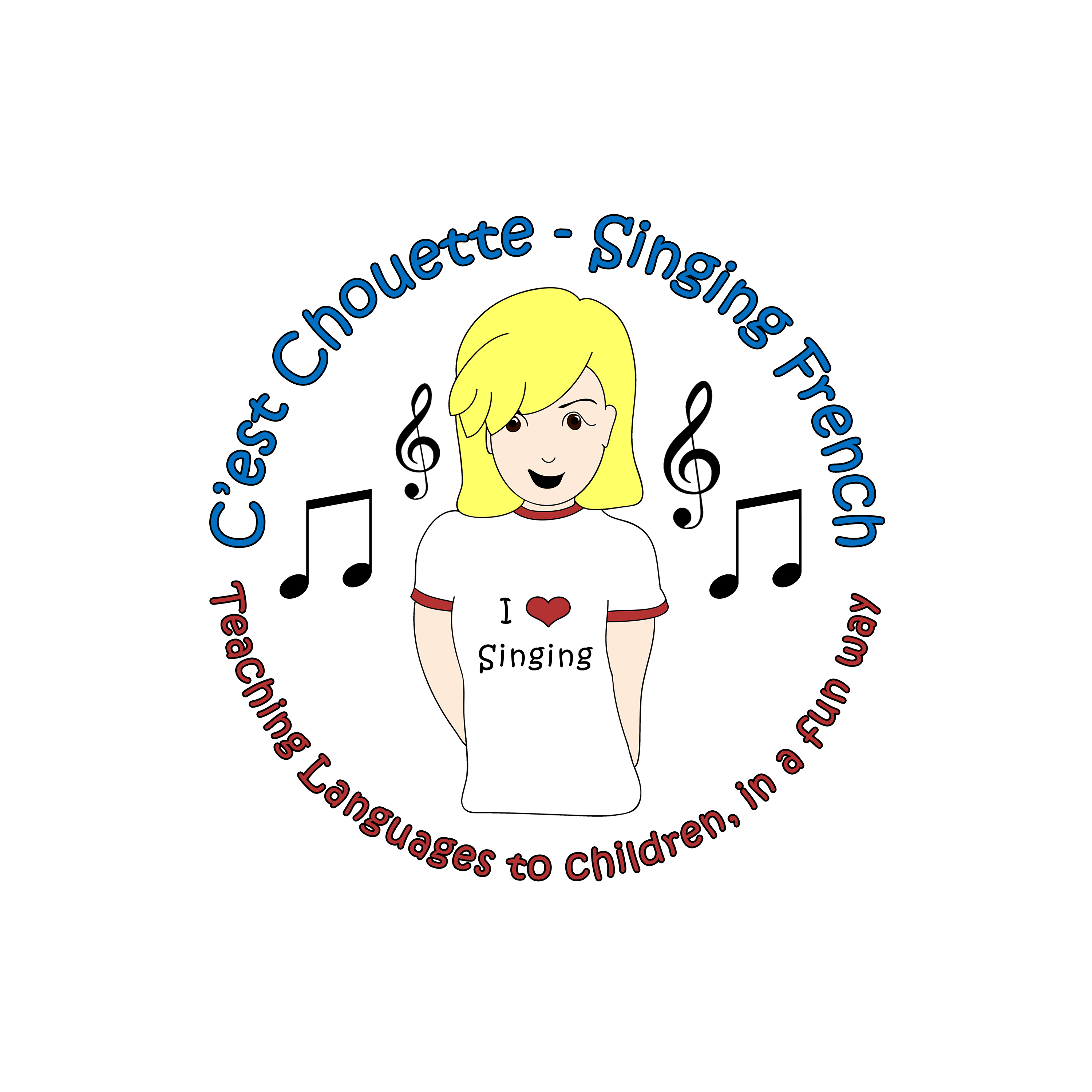 C'est chouette singing French