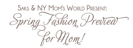 NY Mom's World's Fashion Event