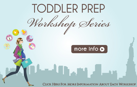 Toddler Prep Lunch and Learn Series