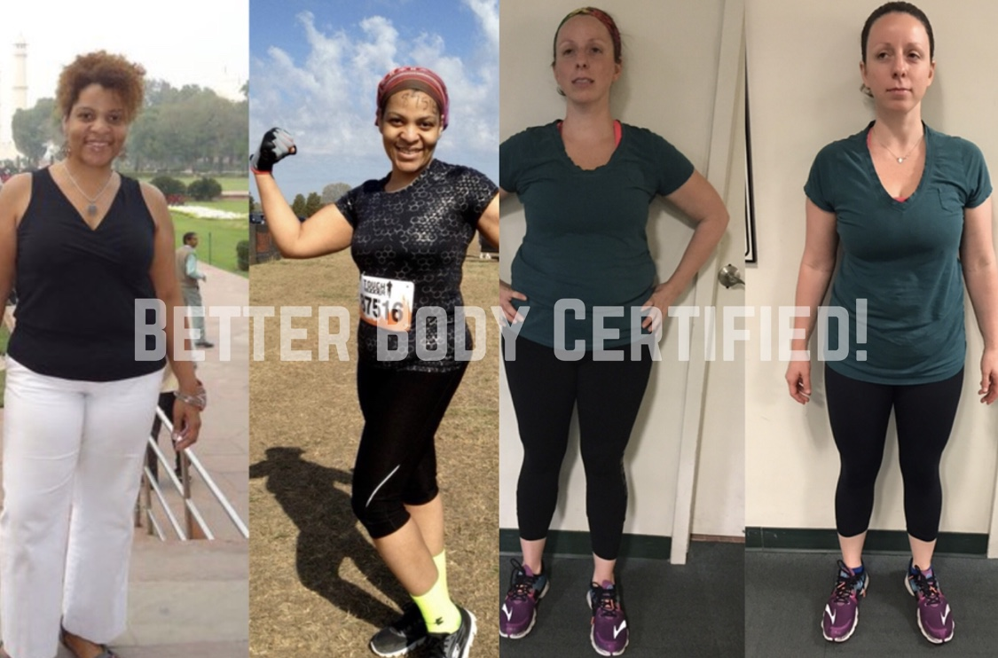 Better Body Before And Afters