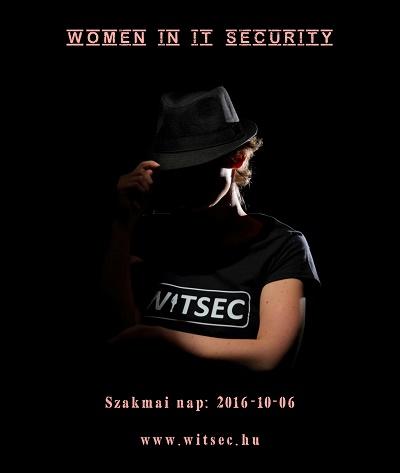 WITSEC konferencia black hat plakát, 2016. október 6.