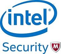 Intel Security logó