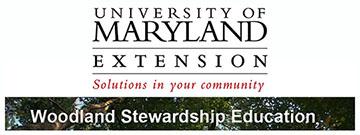 Logo for UME Woodland Stewardship Education program