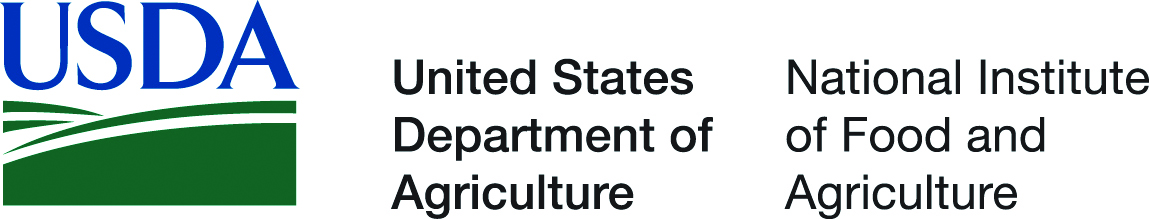 Unites States Department of Agiculture; National Institute of Food and Agriculture