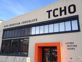 TCHO Chocolate Factory Tour