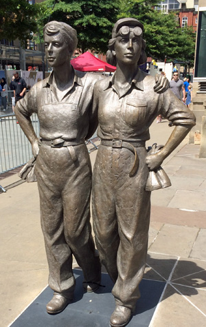 Sheffield Women of Steel