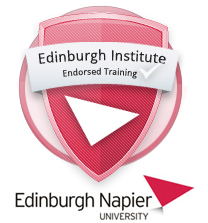 Endorsed by Edinburgh Napier University