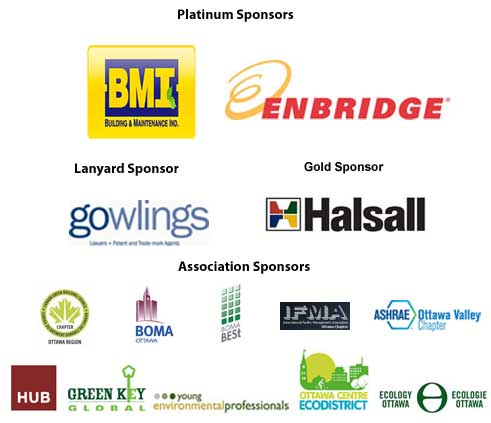 Better Buildings Breakfast Sponsors