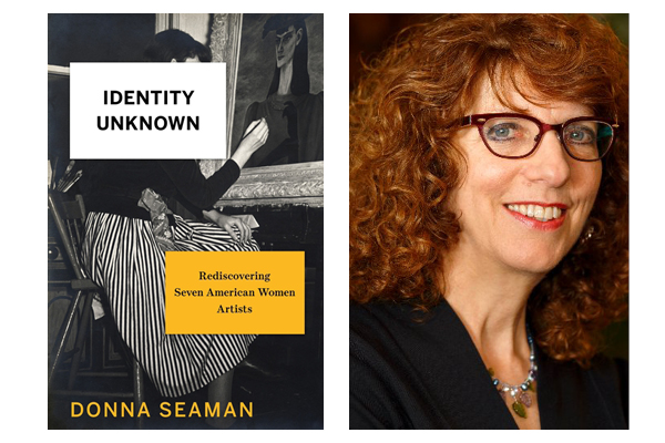 OFFSITE** Donna Seaman at the American Writers Museum! | The