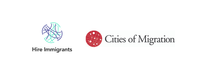 Hire Immigrants & Cities of Migration logo