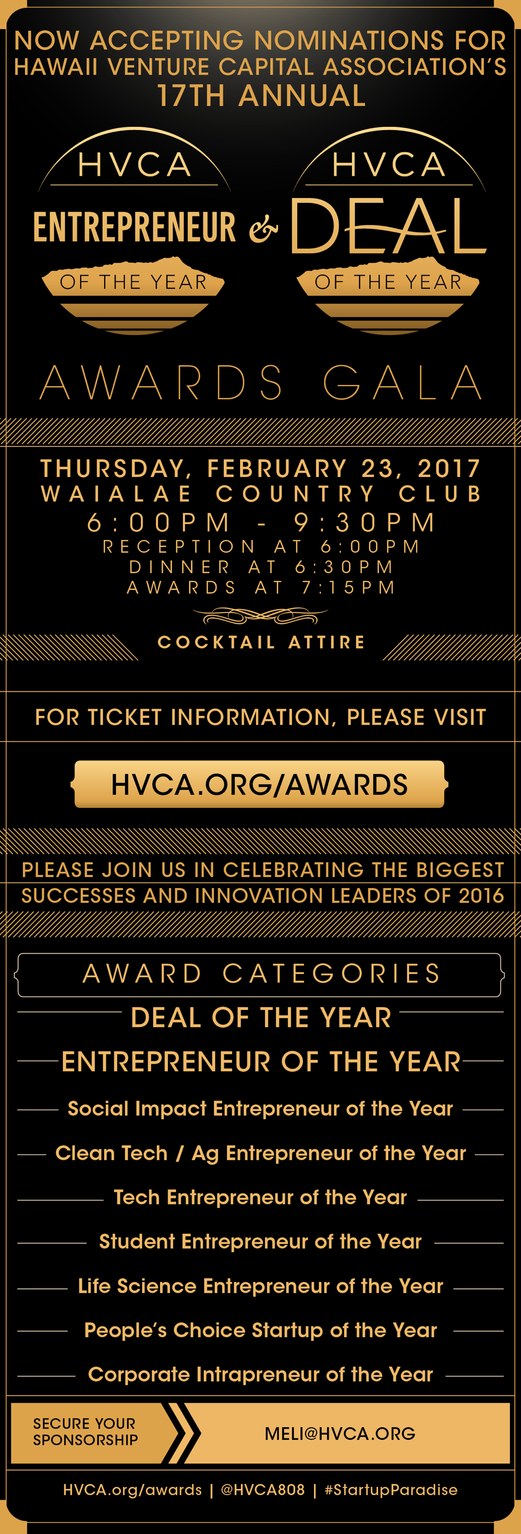 HVCA Deal of the Year