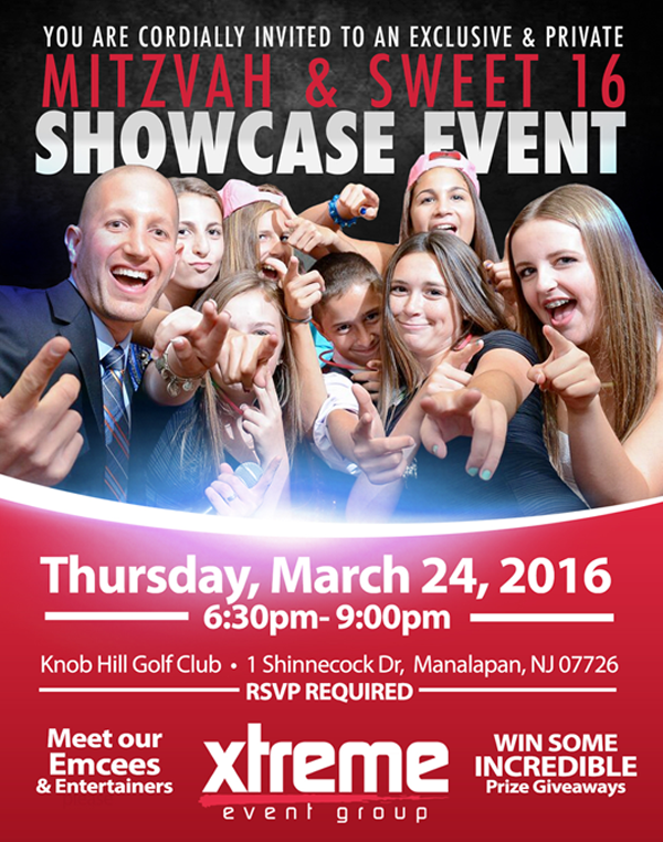 Xtreme Event Group's Private Showcase Event