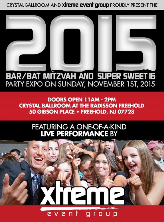 Xtreme Event Group Party Expo
