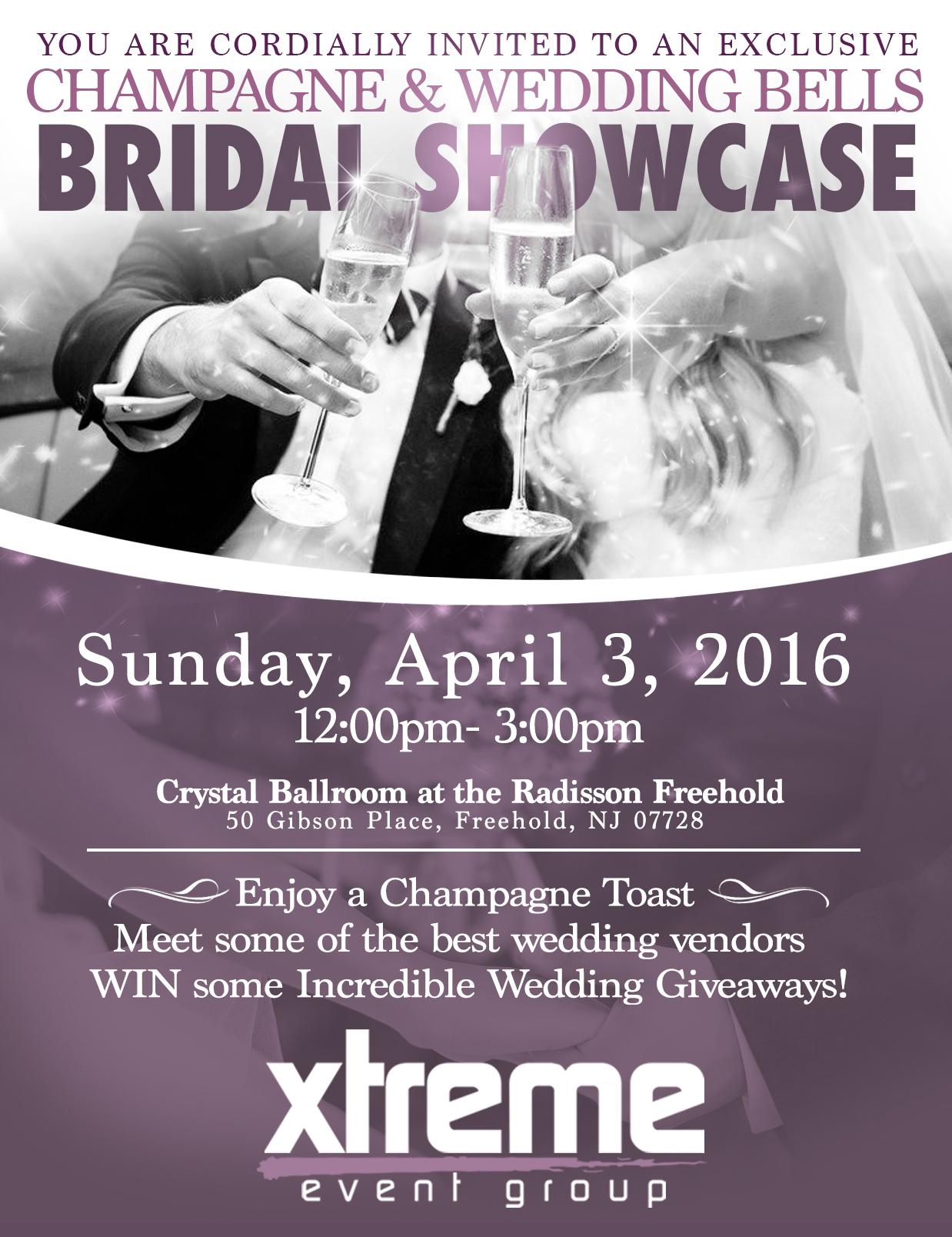 Wedding Bells Bridal Showcase Event