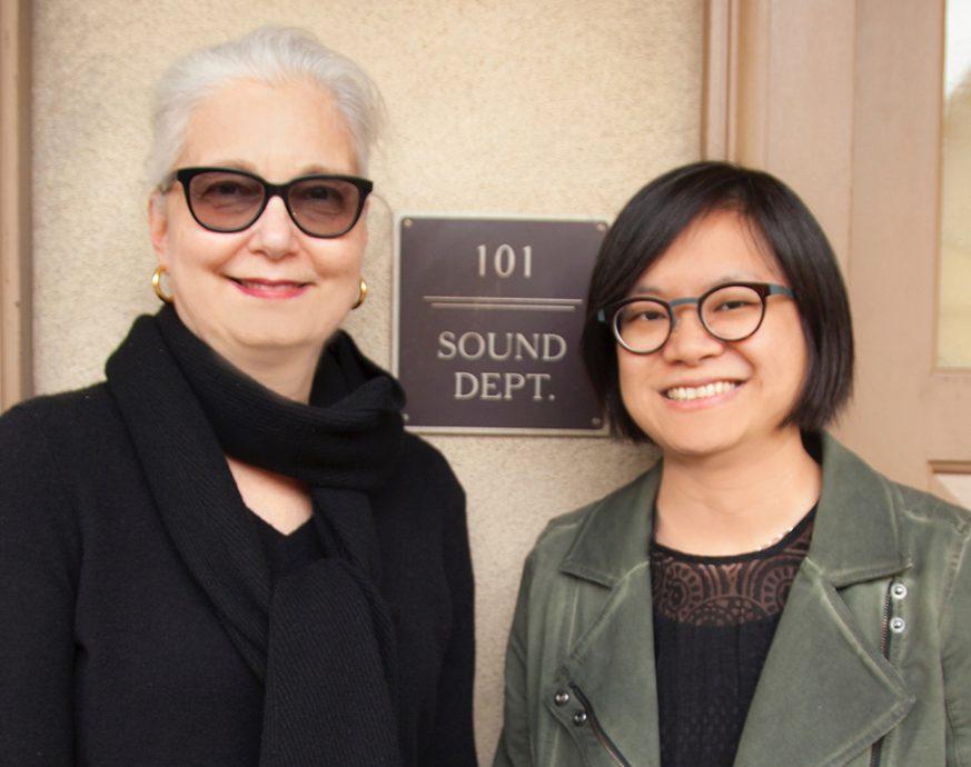 Millie Iatrou & Ai-Ling Lee Supervising Sound Editors
