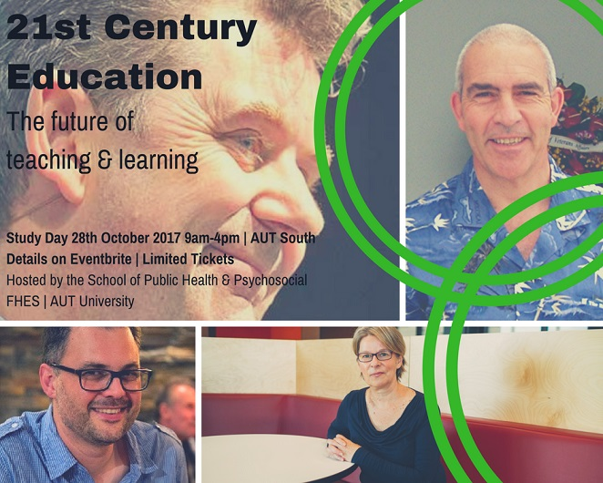 21st Century Education Study Day | AUT South 28th Oct