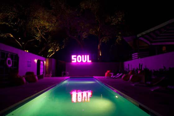 The Pool at Saint Cecilia