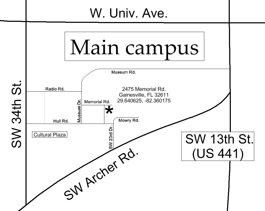 UF map