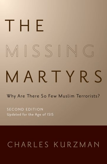 Missing Martyrs Book