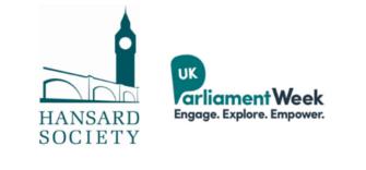 Hansard Society and Parliament Week Logos