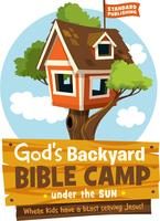God's Backyard Bible Camp!