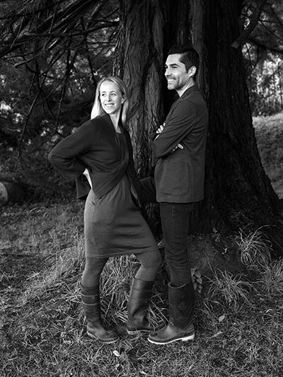 Mauricio Pezo and Sofía von Ellrichshausen