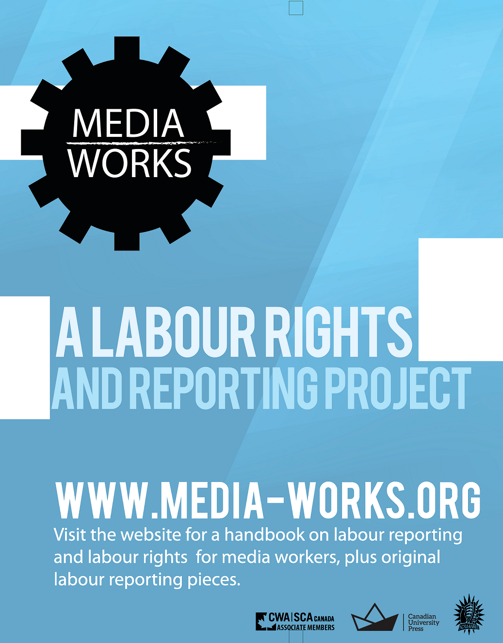 Media Works Poster