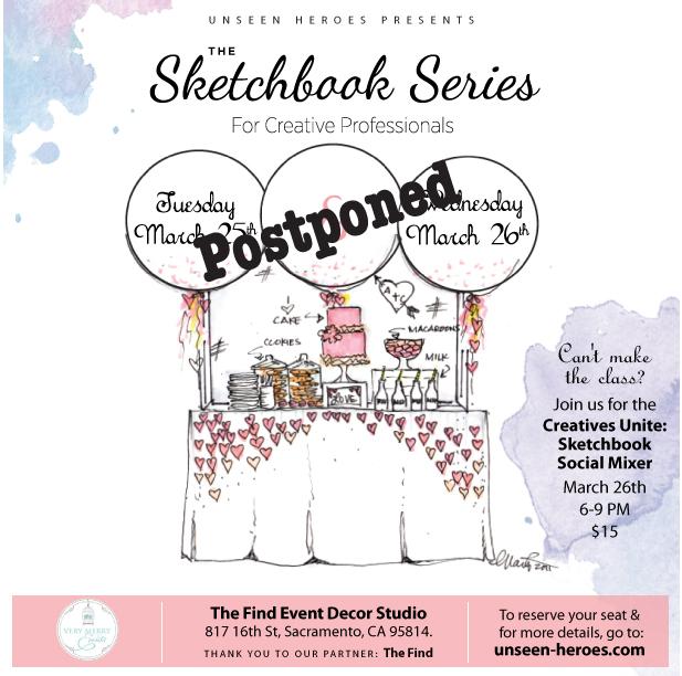 The Sketchbook Series Sac