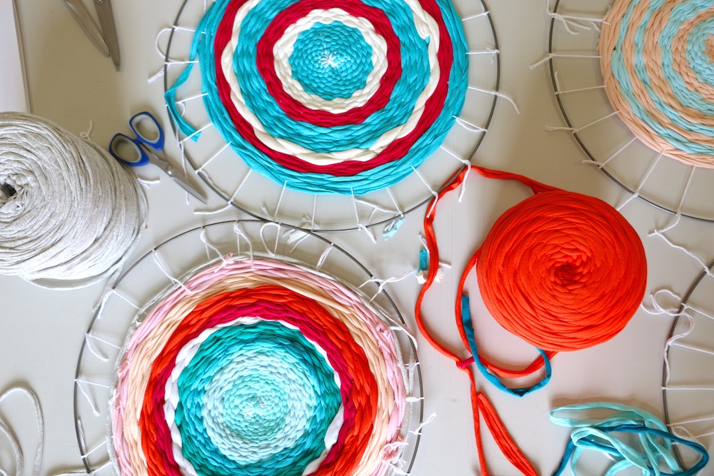 Circle Weaving Workshop Example