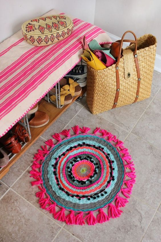 Rope Rug - Kids Creative Workshops