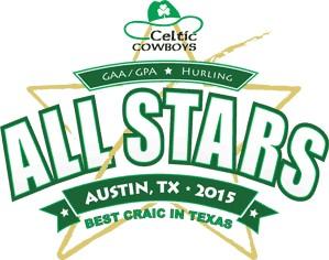Hurling All Stars 2015 Logo