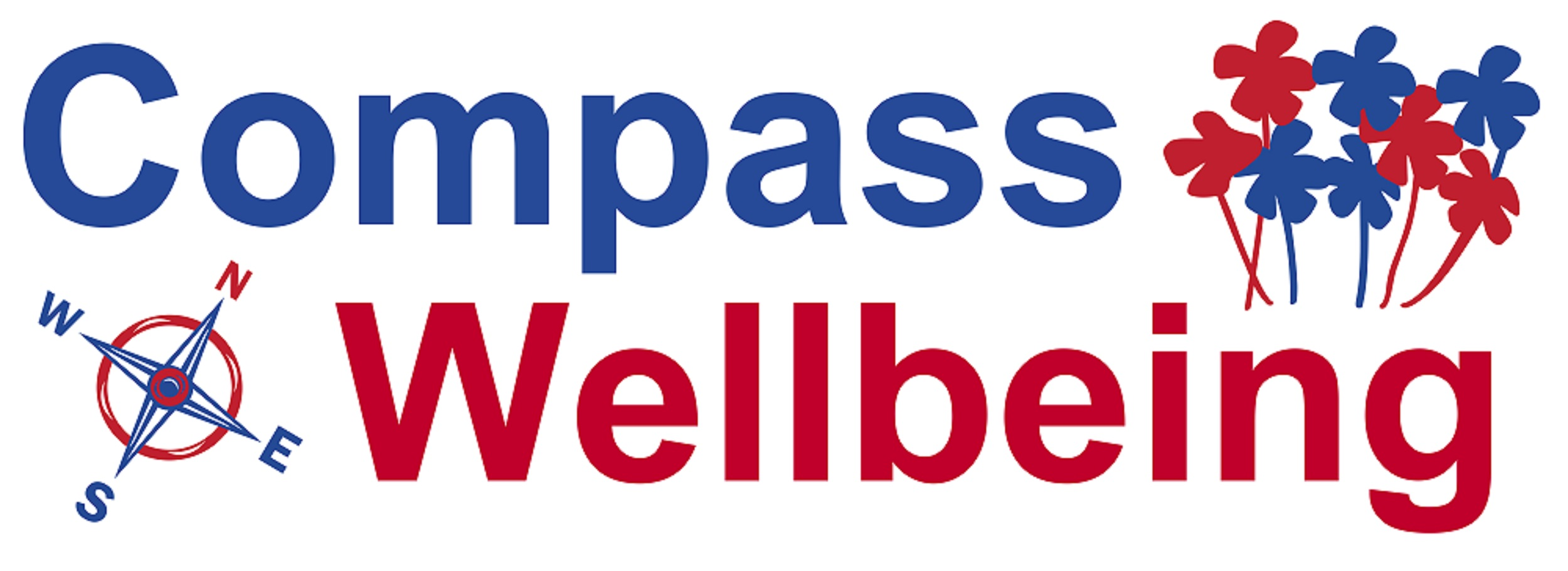 Compass Wellbeing logo
