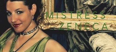 Mistress Zeneca's Cherry Noir