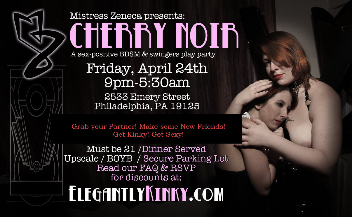 Cherry Noir Flyer April 2015