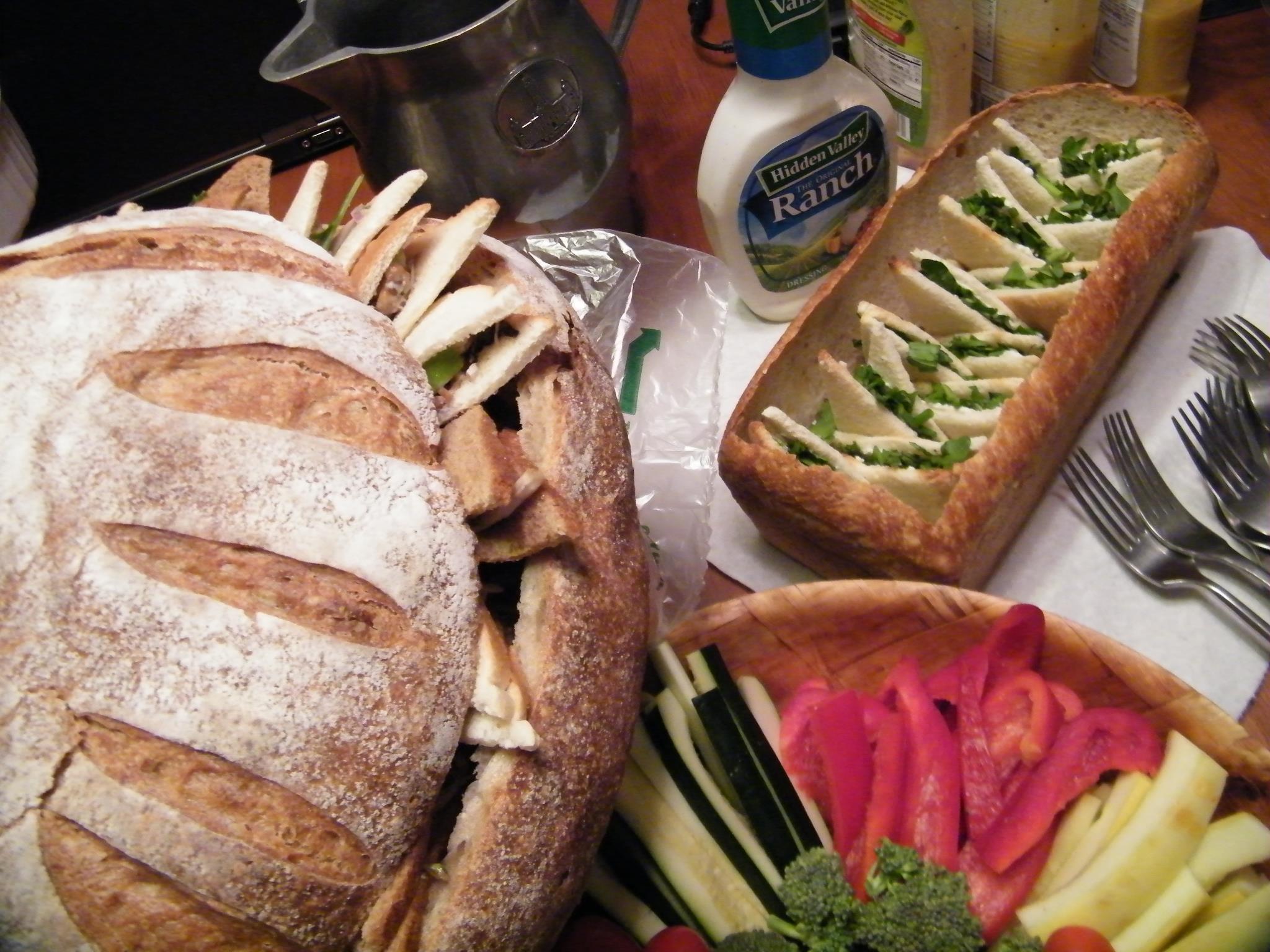 Hobbit Mealtimes
