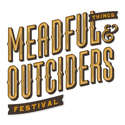 Meadful Things & Outciders Festival Logo no date