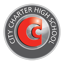 City Charter High School Logo