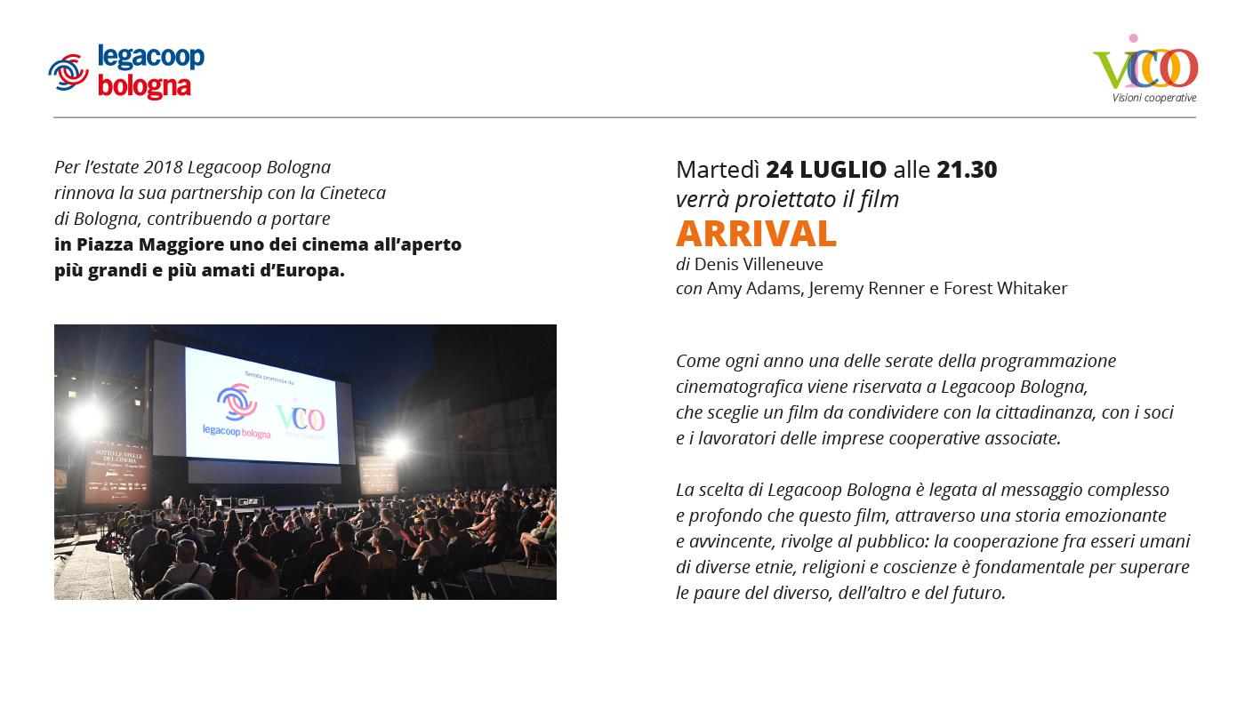 Arrival 24lug2018
