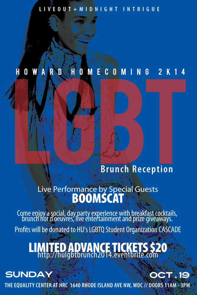Woman with dress. 2014 HU LGBT Brunch Reception at Equality Center at HRC