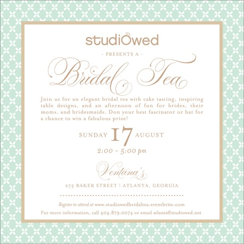 2014 Bridal Tea