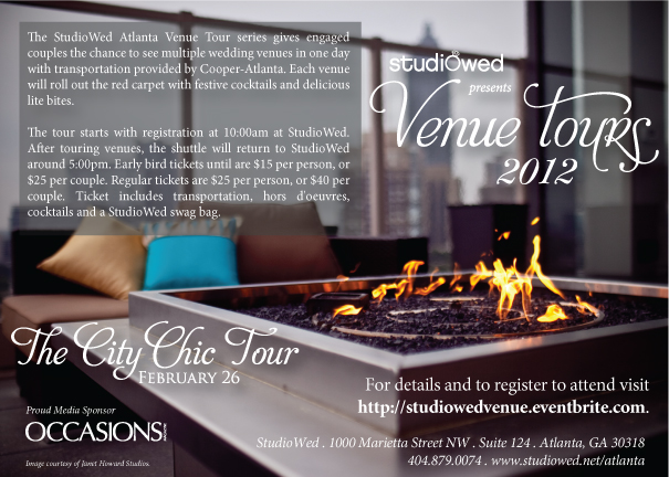 City Chic Venue Tour